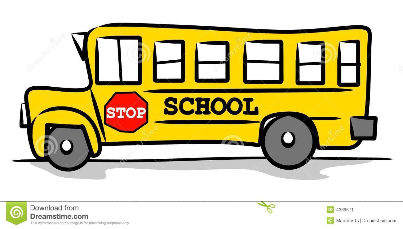 School bus superman clipart jpg freeuse School Bus Stop Clip Art | Clipart Panda - Free Clipart Images jpg freeuse