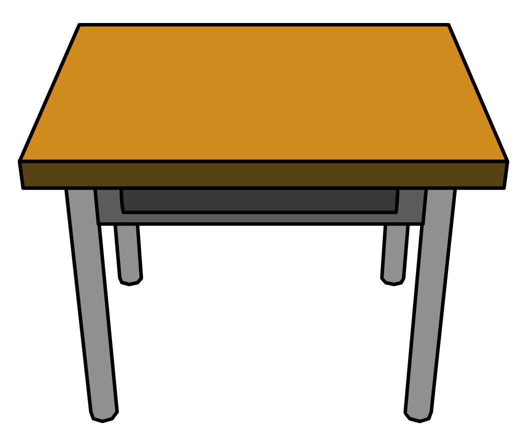 School chair clipart png transparent stock 28+ Collection of Desk Clipart | High quality, free cliparts ... png transparent stock