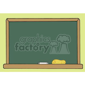 School chalk board clipart jpg free stock School Chalk Board clipart. Royalty-free clipart # 379264 jpg free stock