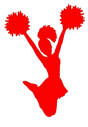School cheerleader clipart clipart graphic transparent download 17 Best images about Clip Art - Sports & Cheer on Pinterest | Clip ... graphic transparent download