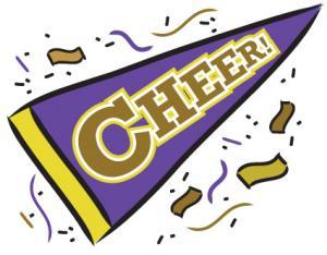 School cheerleader clipart clipart
