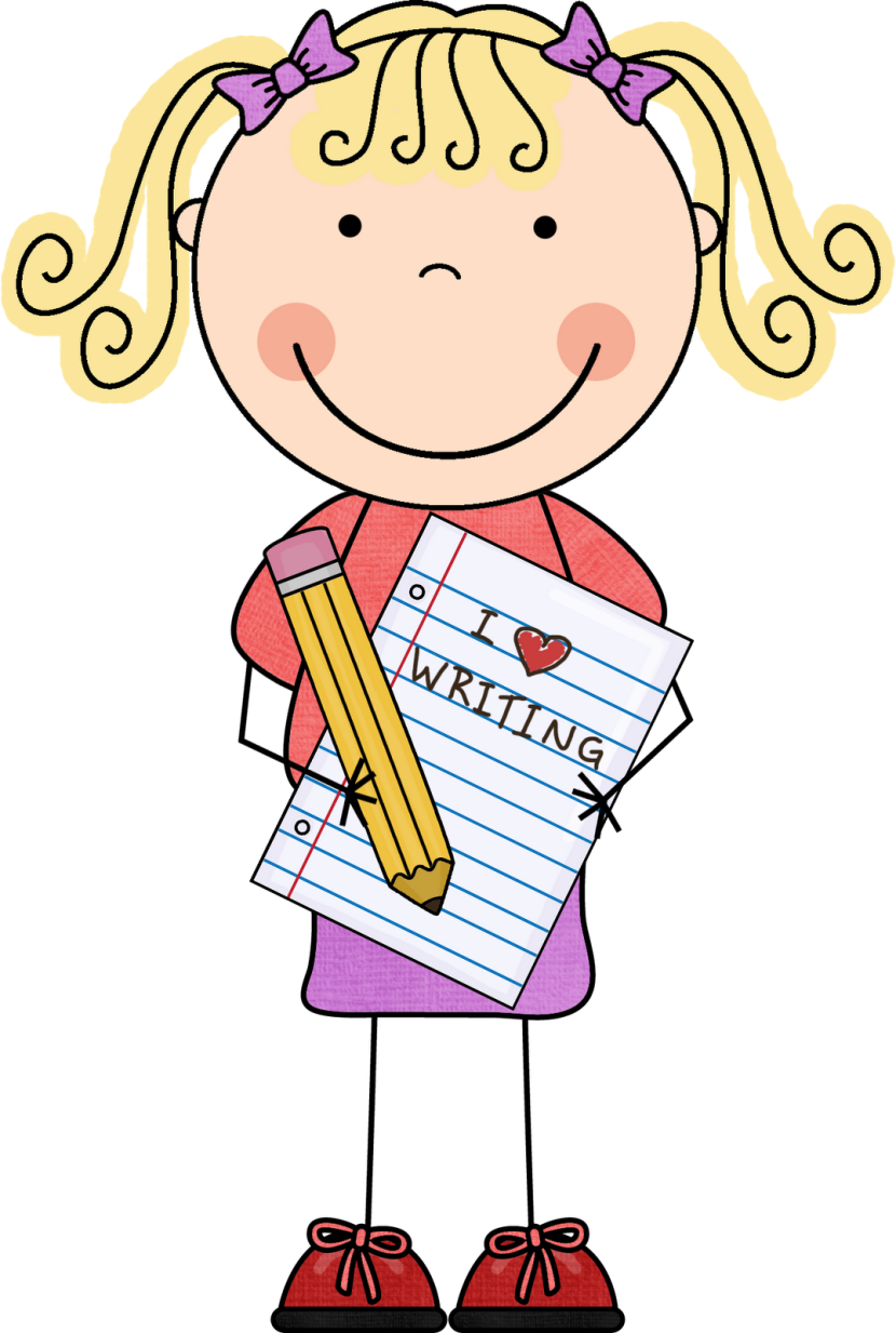 School children writing clipart svg freeuse library 28+ Collection of Kids Writing Clipart | High quality, free cliparts ... svg freeuse library