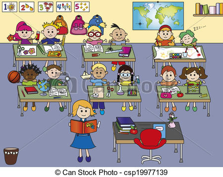 School class pictures clipart svg library download 42+ Clipart Classroom | ClipartLook svg library download