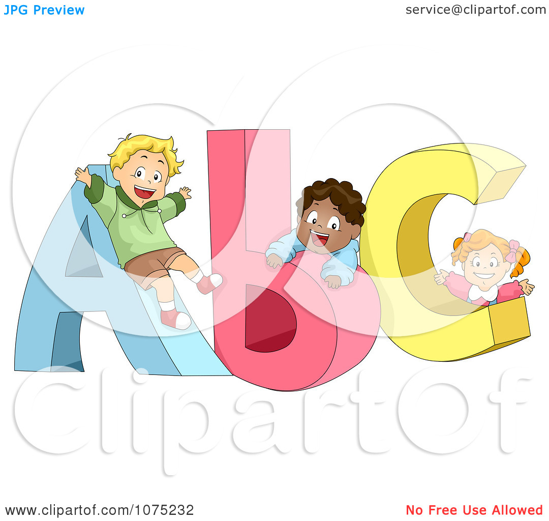 School clipart abc jpg library download Cute abc clipart free - ClipartFest jpg library download