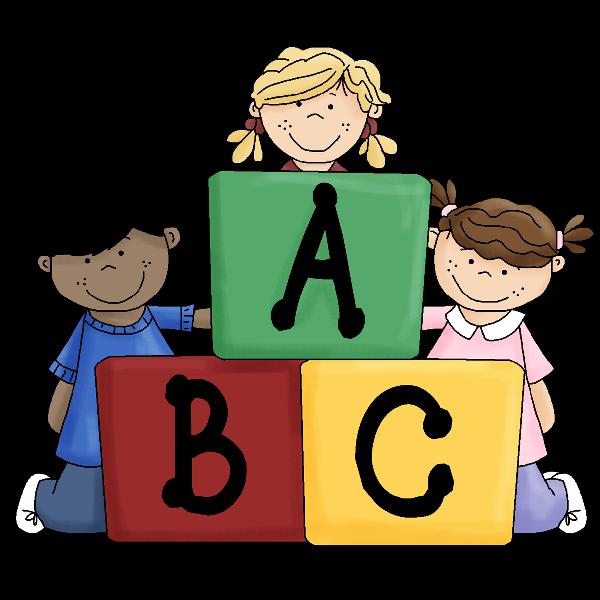 School clipart abc vector freeuse School children alphabet clipart - ClipartFest vector freeuse