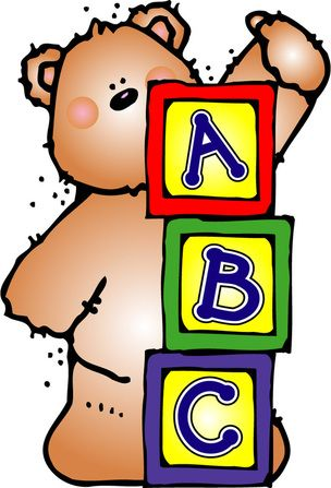School clipart abc banner transparent Pin by Tammy Mellies on Clip Art-BEARS!   Pinterest   To find out ... banner transparent