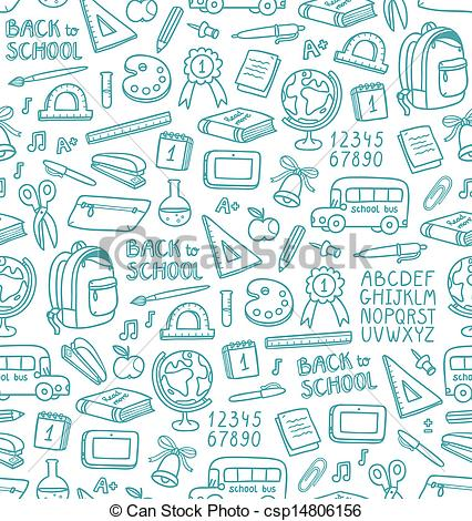 School clipart patterns graphic free stock School clipart patterns - ClipartFest graphic free stock