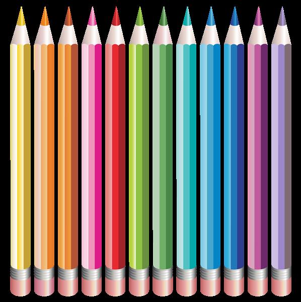 School clipart pencil png freeuse download Pencils Set PNG Clipart Image | ClipArt | Pinterest | Clipart images ... png freeuse download