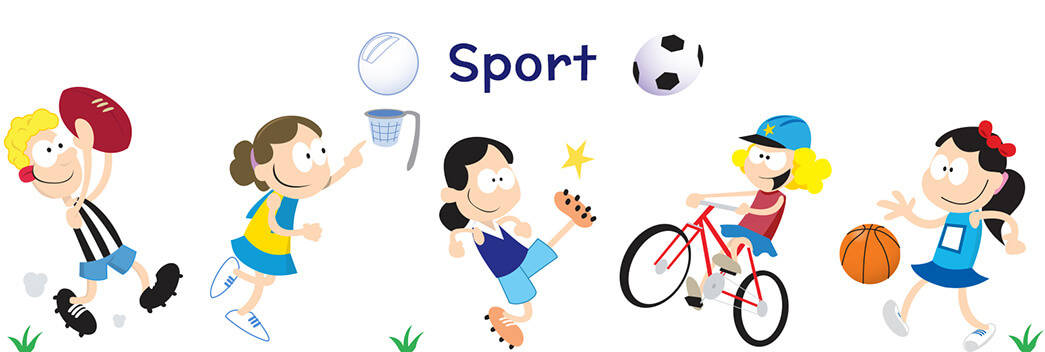 School clipart phys ed vector royalty free Sports Premium Funding – Cobham Primary School, Kent vector royalty free