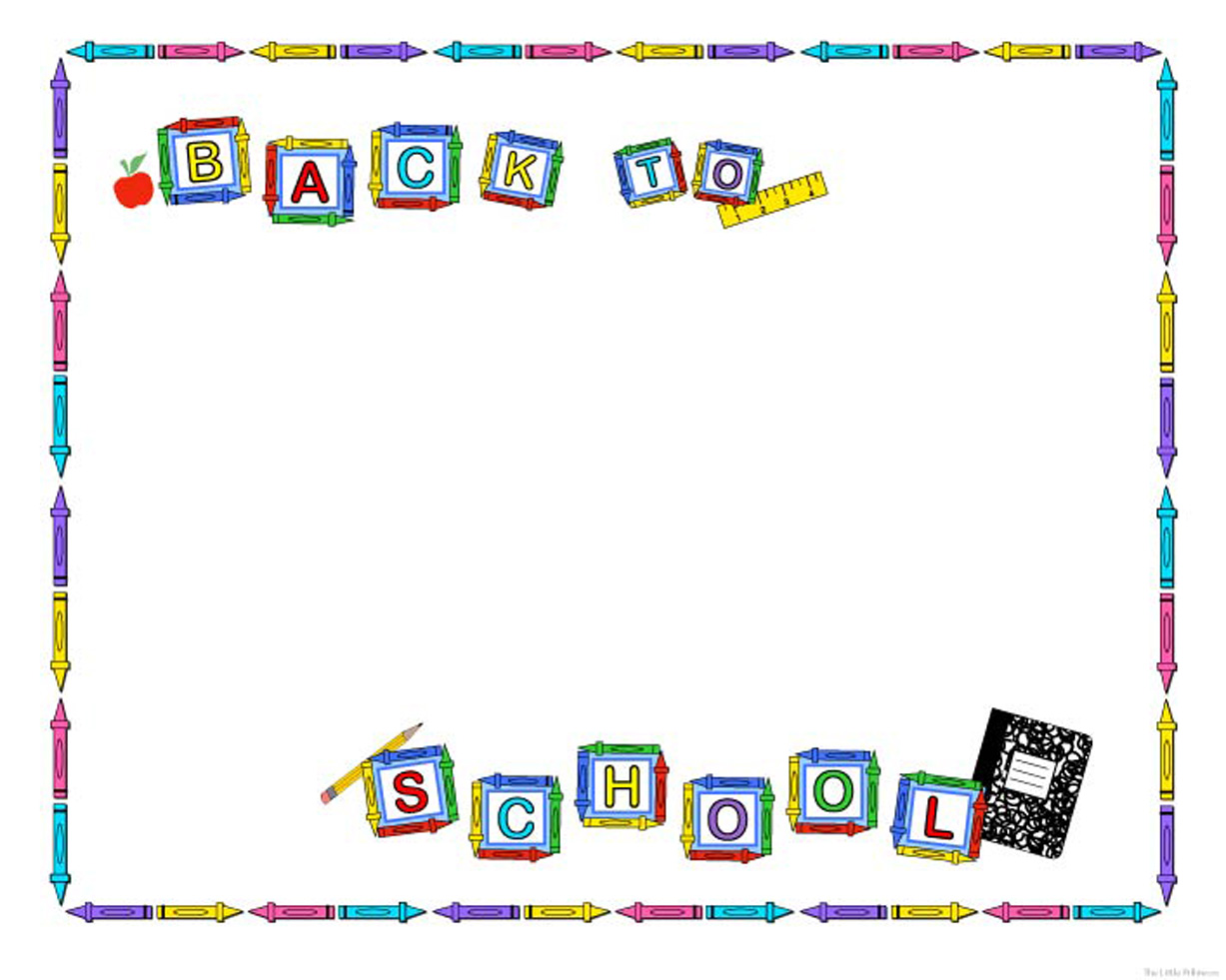School clipart printables clipart library stock School clipart printables - ClipartFest clipart library stock