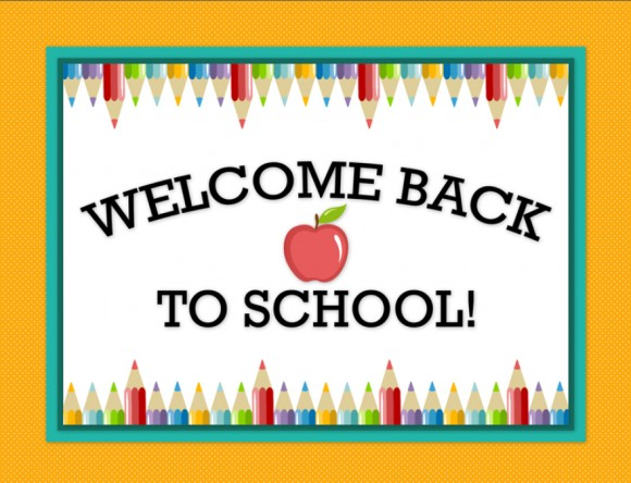 School clipart printables svg Welcome Back To School Clipart & Welcome Back To School Clip Art ... svg