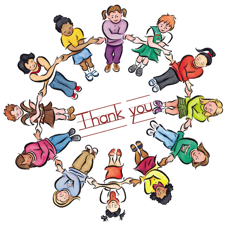 School clipart thank you picture stock Eisenhower High School picture stock