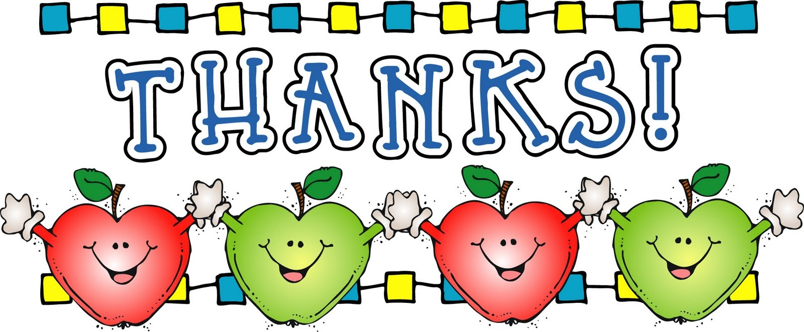 School clipart thank you banner royalty free stock Thank You Volunteer Clipart   Free download best Thank You ... banner royalty free stock