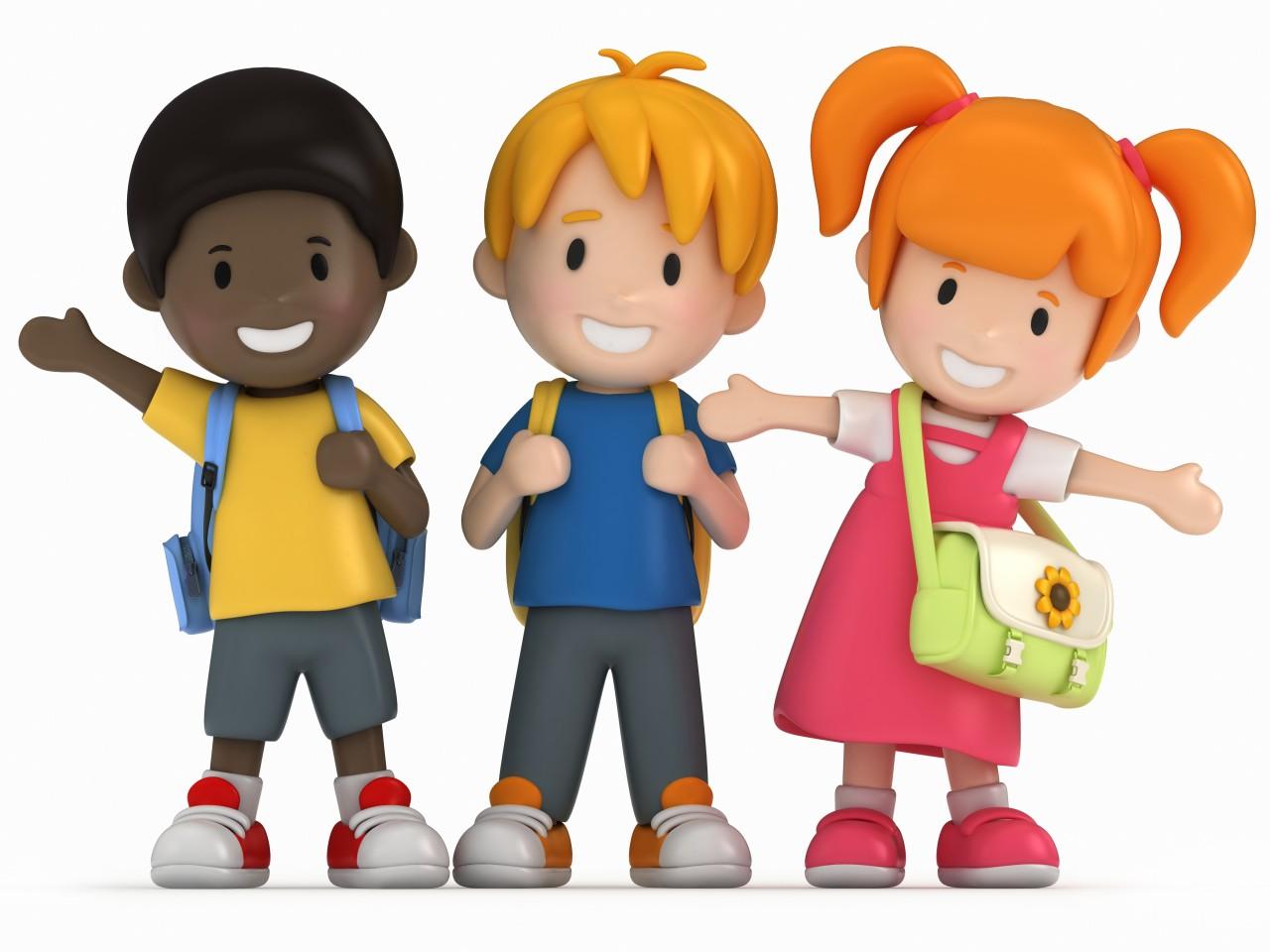 School clipart with kids clipart Park School Clipart - Clipart Kid clipart