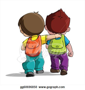 School clipart with kids image transparent download Kids helping at school clipart - ClipartFest image transparent download