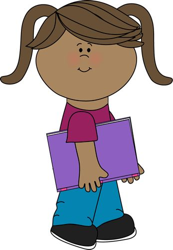 School clipart with kids banner royalty free stock Girl reading on an iPad. More choices on the website. Sharing in ... banner royalty free stock