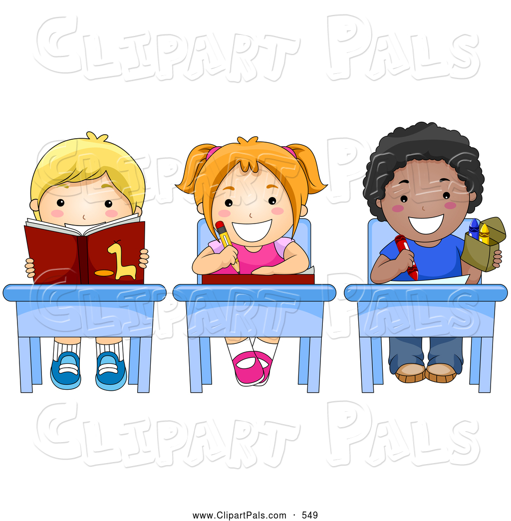 School clipart with kids banner free download Clip art school kids - ClipartFest banner free download