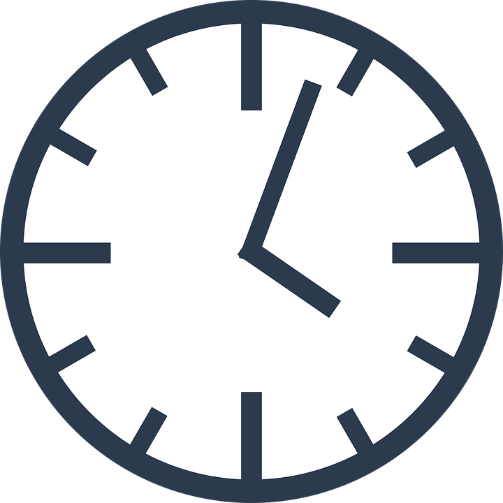 School clock clipart banner black and white Collection of Free Clock Clipart | Buy any image and use it for free ... banner black and white