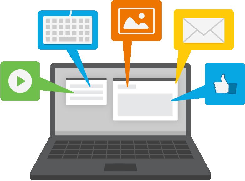 School computer clipart jpg download Digital Skills for Citizens – Athboy Community School jpg download