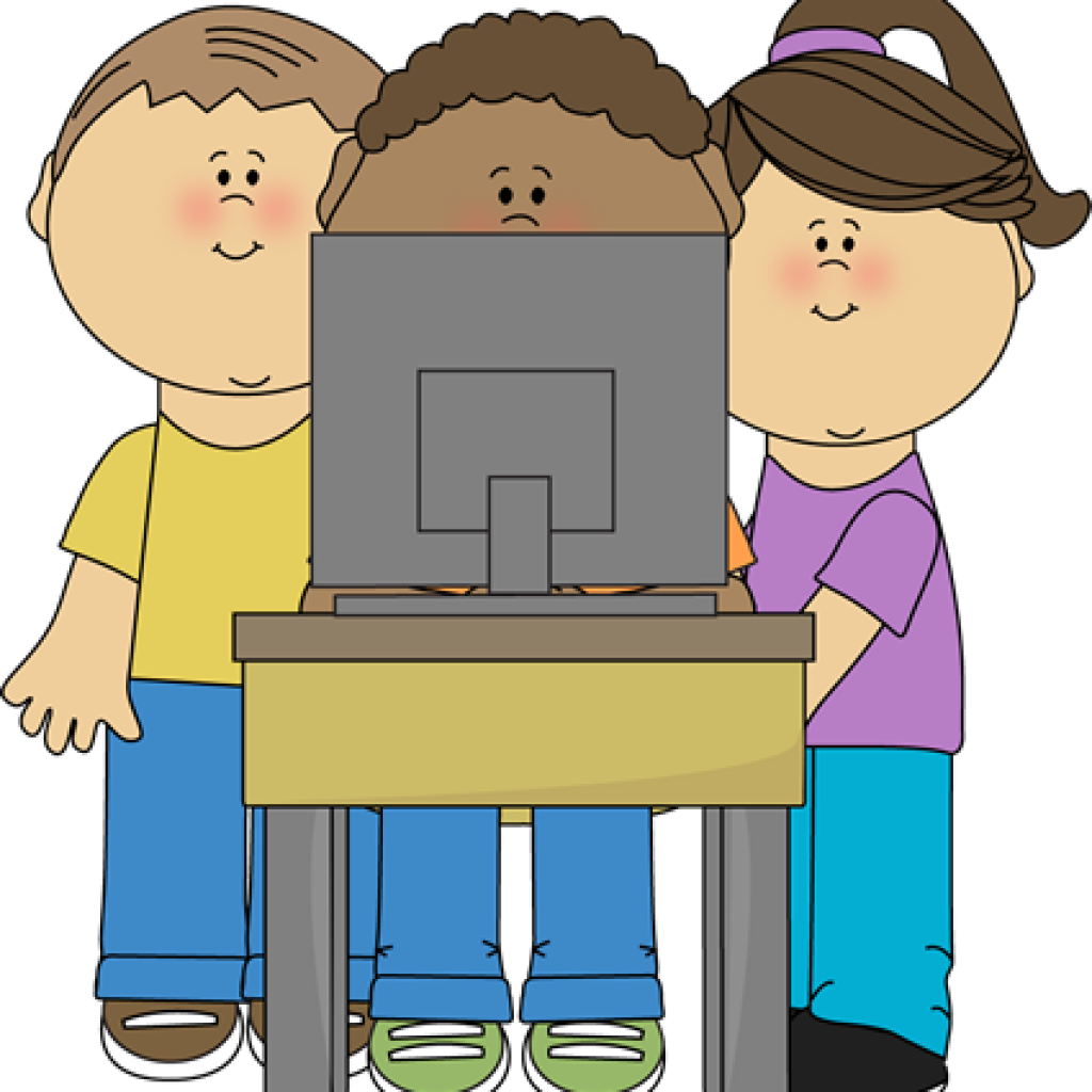 School computer clipart picture free library Computer Clipart spring clipart hatenylo.com picture free library