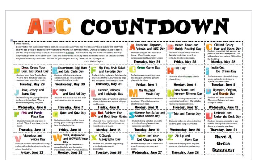 School countdown clipart svg free stock School countdown clipart - ClipartFest svg free stock