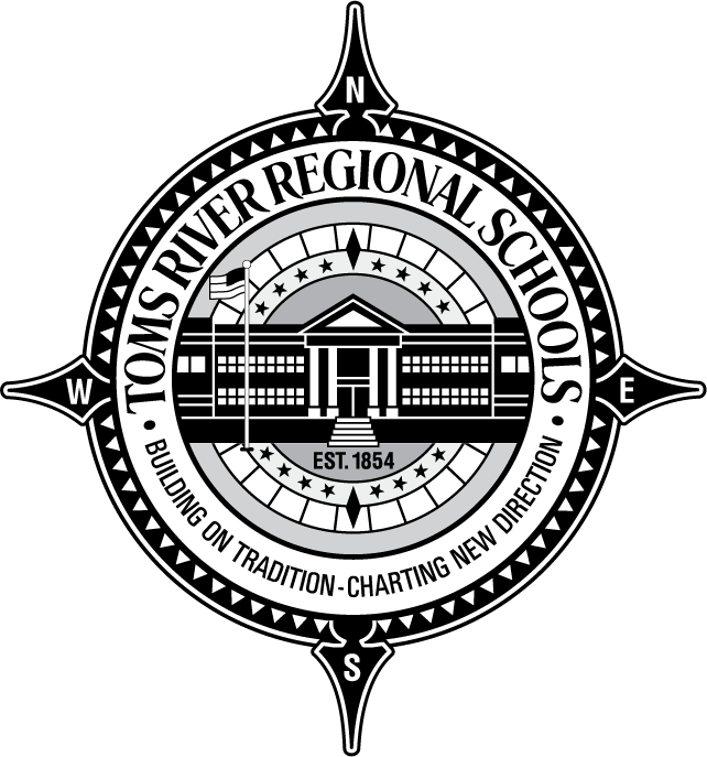 School crest clipart vector free stock High School East | Toms River Regional School District vector free stock