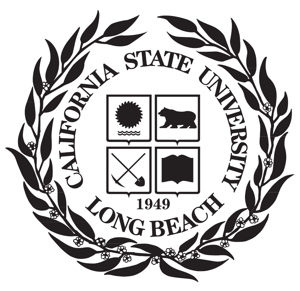 School crest clipart vector freeuse California State University - Long Beach - SPME vector freeuse