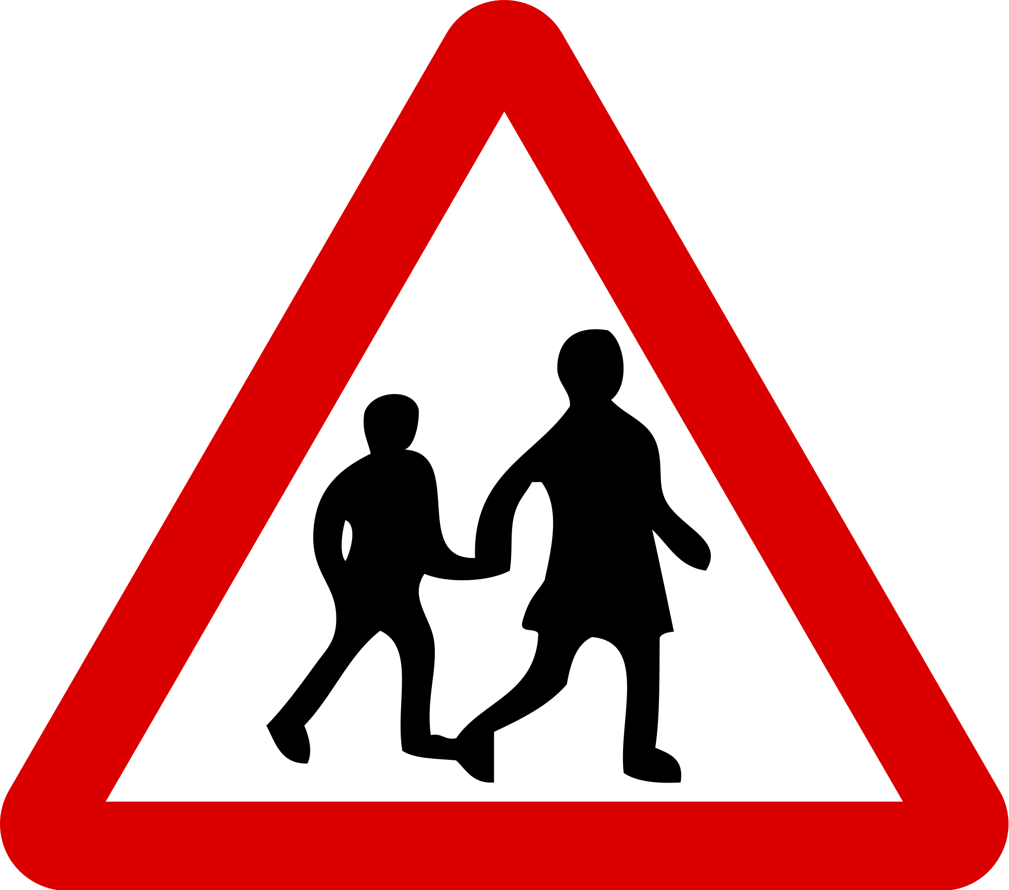 School signs clipart image transparent stock Road Sign Silhouette at GetDrawings.com | Free for personal use Road ... image transparent stock