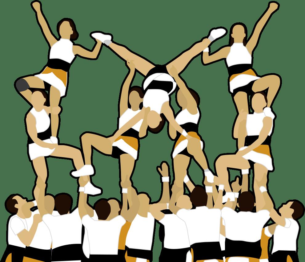 School dance clipart vector free download Cheer Dance Clipart - 2018 Clipart Gallery vector free download