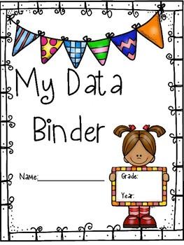 School data binder clipart clip art black and white stock Data Binder Cover Worksheets & Teaching Resources | TpT clip art black and white stock