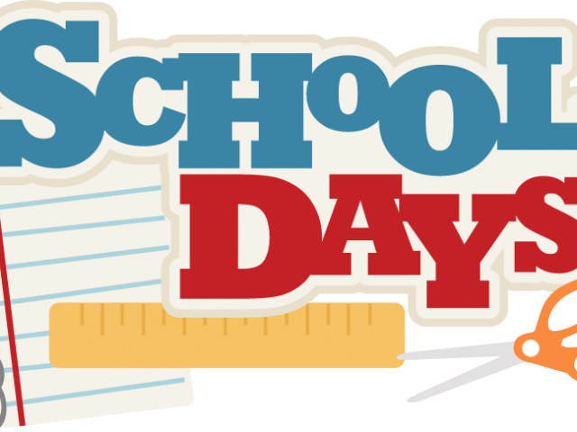 School days clipart graphic freeuse library School Days Clipart 4 - 487 X 504 | carwad.net graphic freeuse library