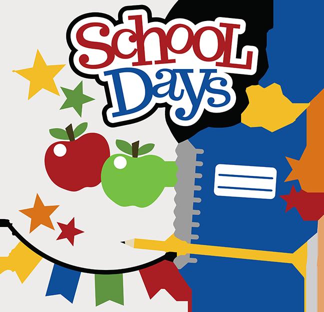 School days clipart image transparent 28+ Collection of School Days Clipart | High quality, free cliparts ... image transparent