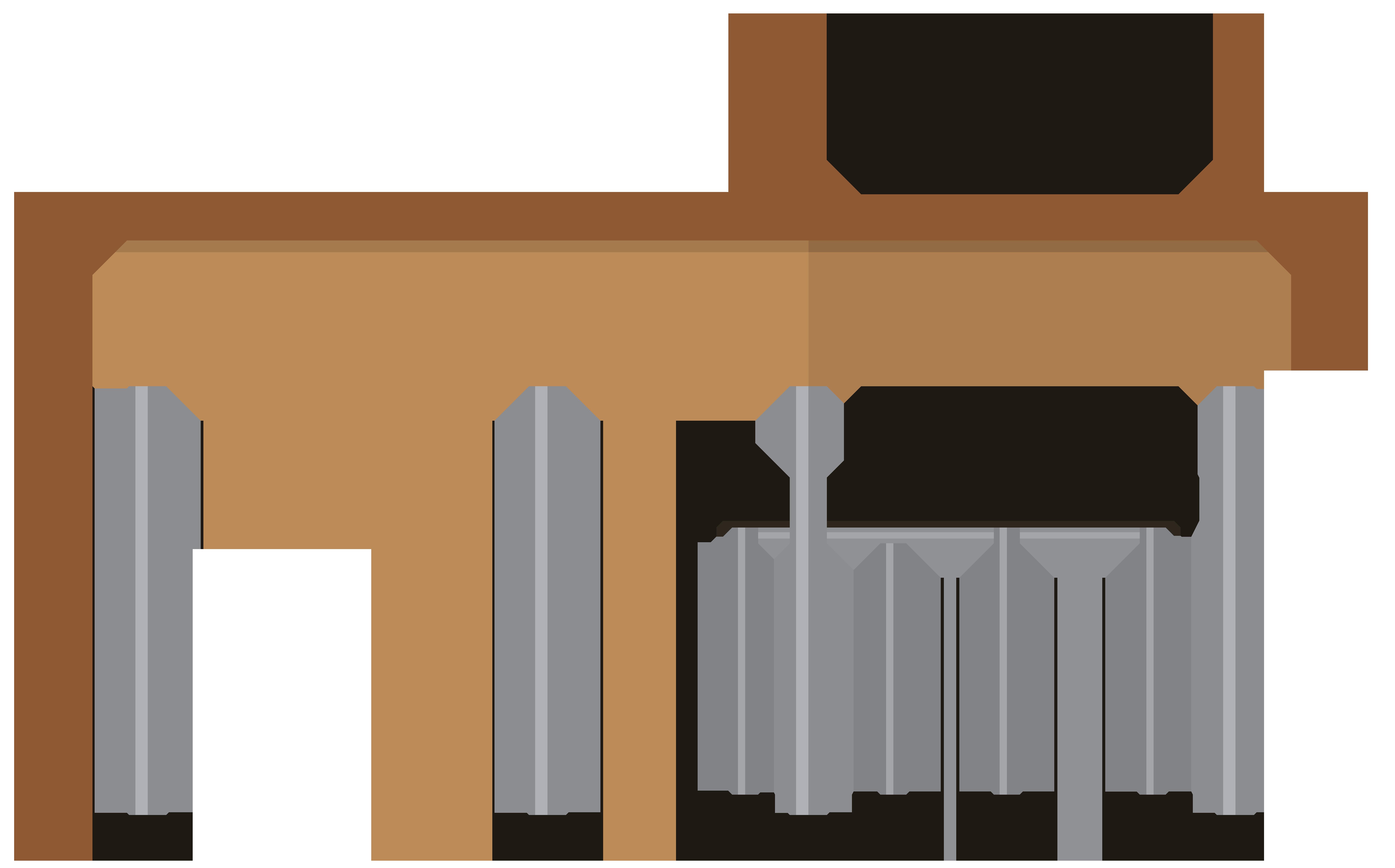 School desks clipart png black and white download School Desks Clip Art PNG Image | Gallery Yopriceville - High ... png black and white download