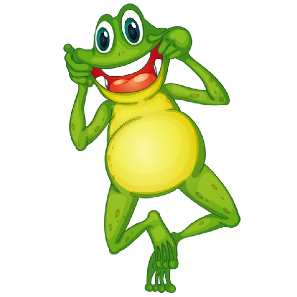 School frog clipart graphic Funny Frog Cartoon Animal Clip Art Images.All Funny Frog Animal ... graphic