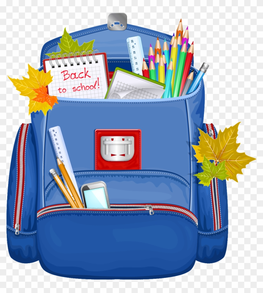 School give away clipart image library library Back To School Clipart Giveaway - School Bags Clipart Png ... image library library