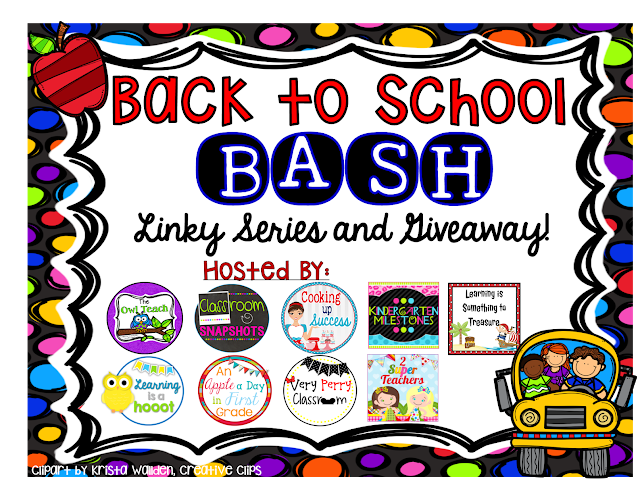 School give away clipart clip free download Learning is Something to Treasure: Back to School BASH Linky ... clip free download