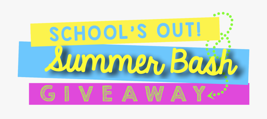 School give away clipart image stock School\'s Out Summer Bash Giveaway Day 2 - Colorfulness ... image stock