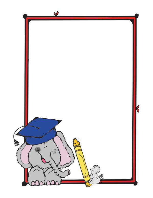 School graduation borders clipart png free download 53+ Graduation Border Clip Art | ClipartLook png free download