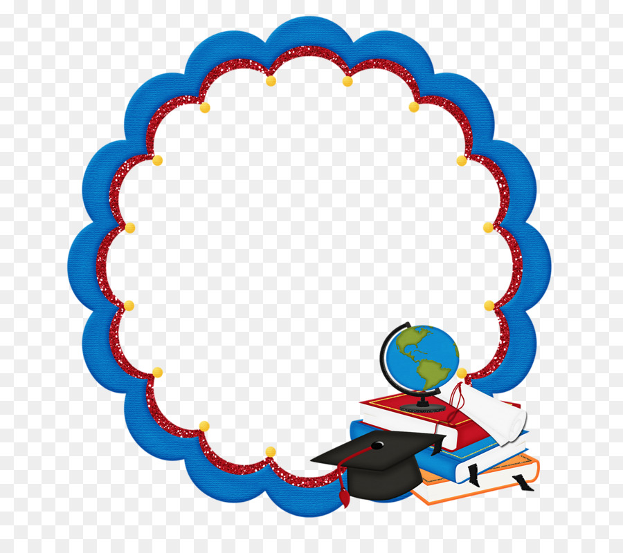 School graduation borders clipart banner library library School Frames And Borders clipart - School, Circle ... banner library library