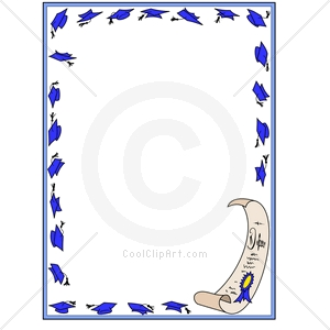 School graduation borders clipart free 44+ Graduation Border Clip Art | ClipartLook free