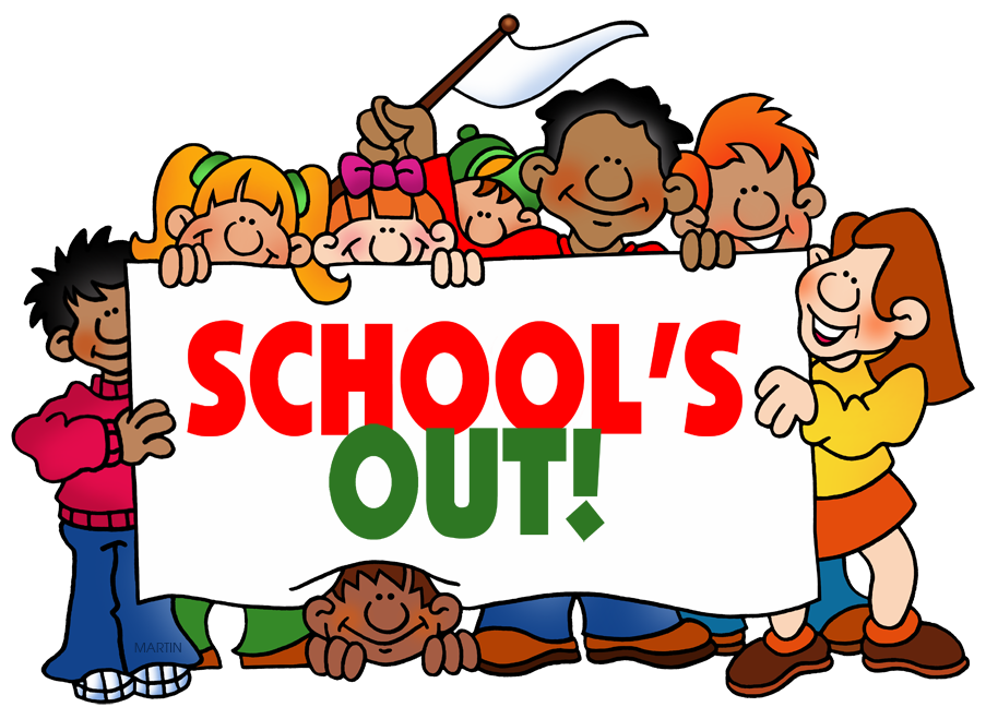 School group clipart free School Clip Art by Phillip Martin, School's Out free