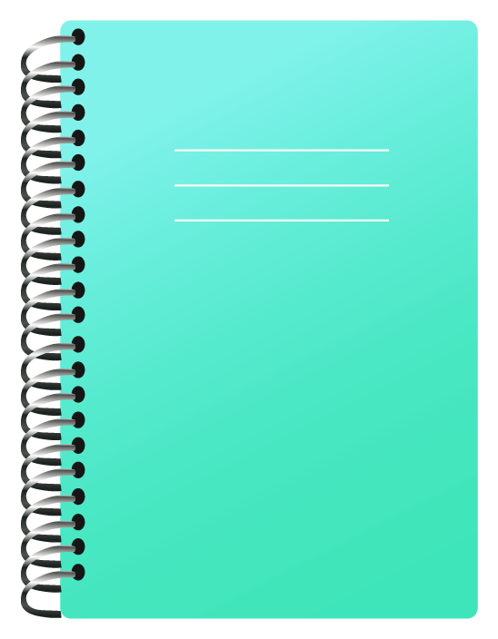 School paper clipart image freeuse download School Notebook PNG Clipart Picture | Schooly | Pinterest | Filing ... image freeuse download