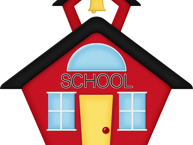 School house clipart silhouette picture freeuse download Picture Of Schoolhouse Free Download Clip Art - carwad.net picture freeuse download