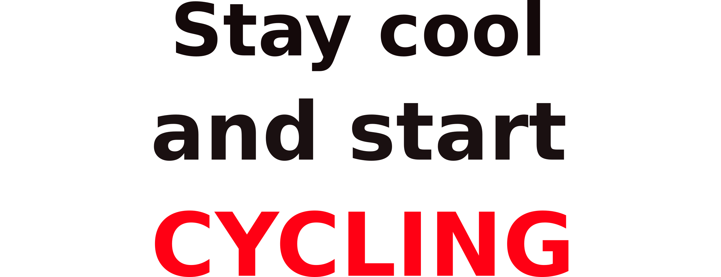 School is cool clipart library Clipart - Stay cool & start cycling library
