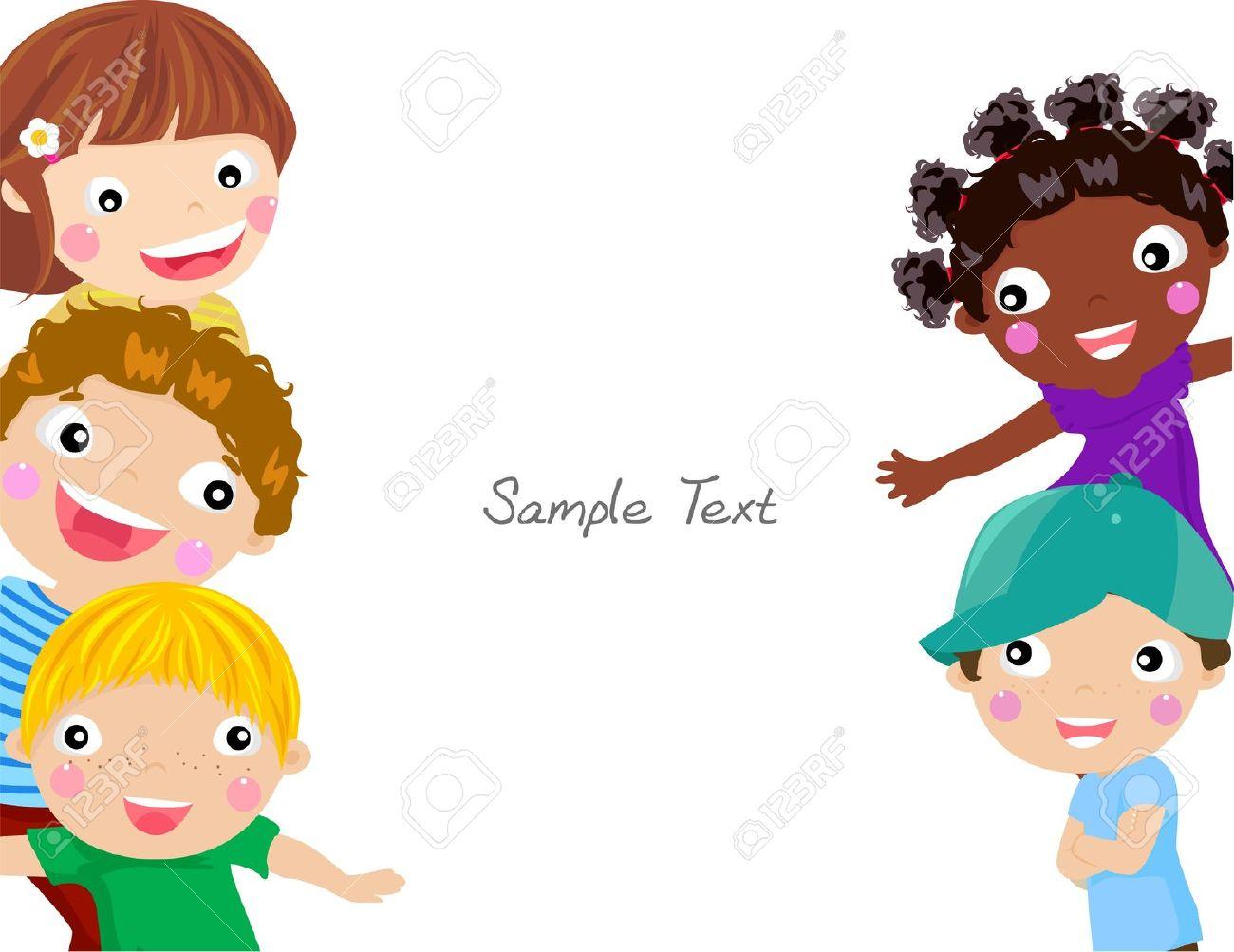 School kids character clipart svg library download playkids cartoons for kids screenshot. cartoon kids stock ... svg library download