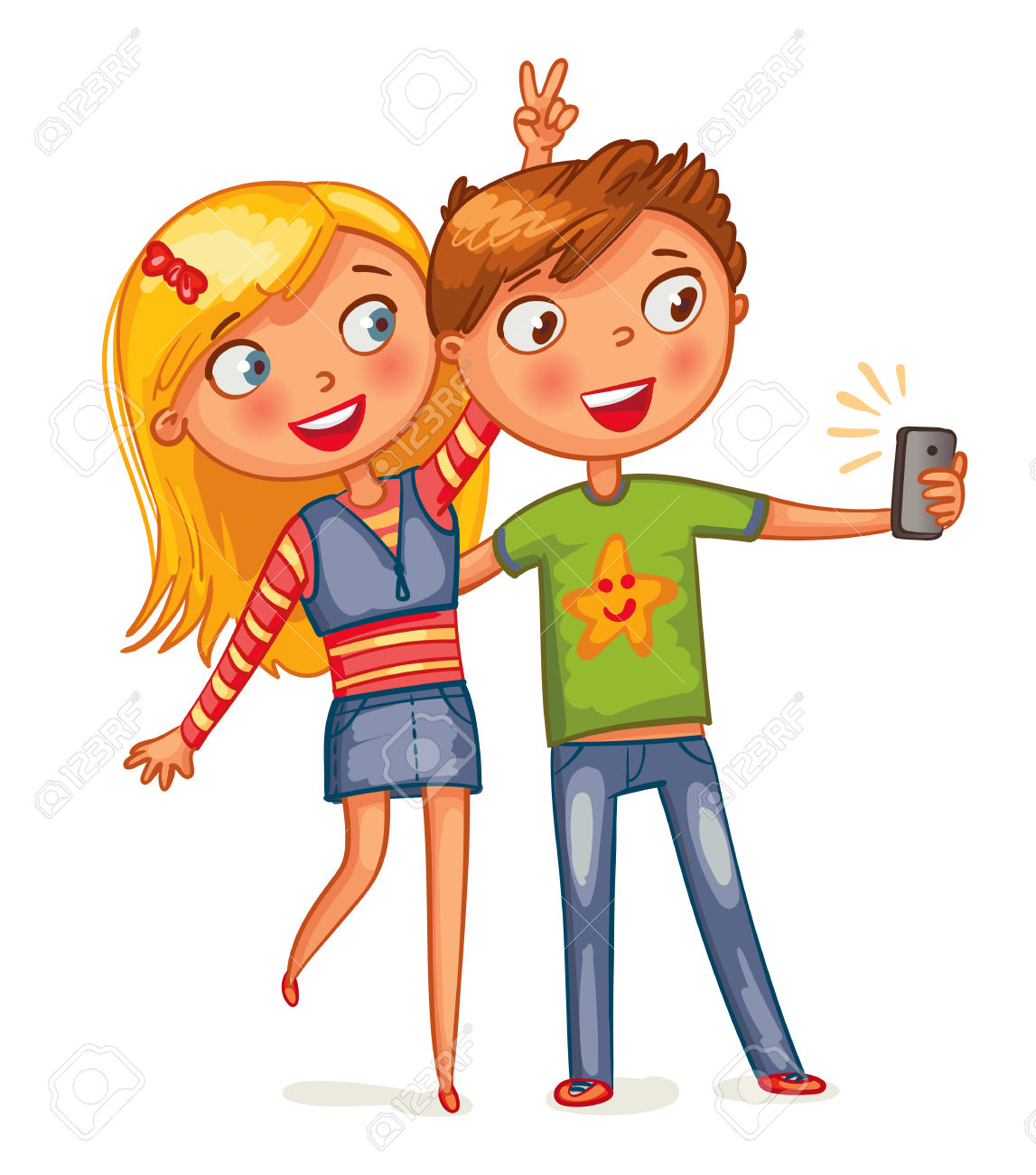 School kids character clipart picture royalty free library School kids character clipart - ClipartFest picture royalty free library