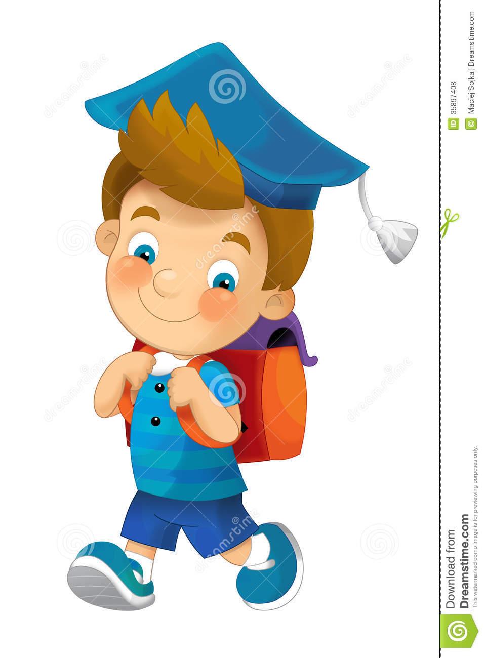 School kids character clipart clipart black and white stock cartoon baby children kids 07. boy cartoon reading book ... clipart black and white stock