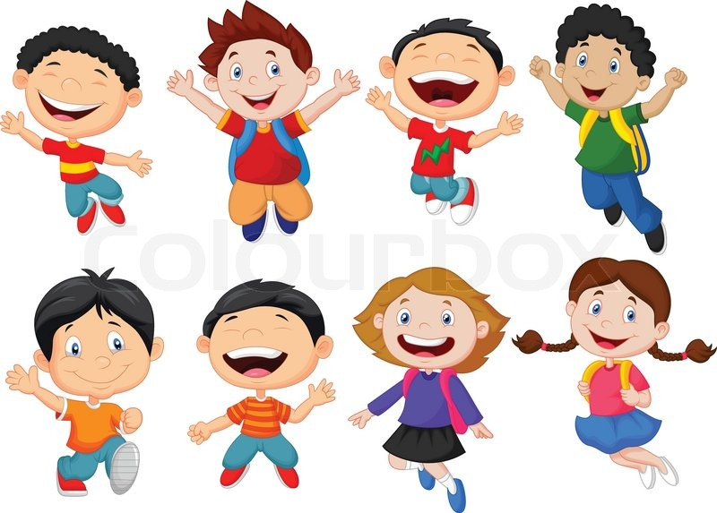 School kids character clipart clip freeuse library jippi cool kid characters by warner mcgee. cartoon kid character ... clip freeuse library