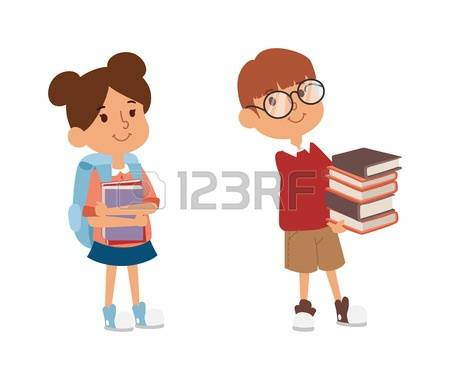School kids character clipart clip art freeuse School kids character clipart - ClipartFest clip art freeuse