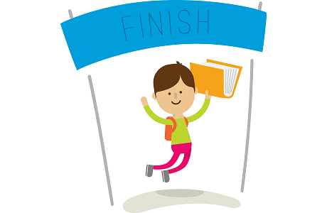 School kidsfinish line clipart banner transparent stock What\'s New - J. Russell Elementary School banner transparent stock
